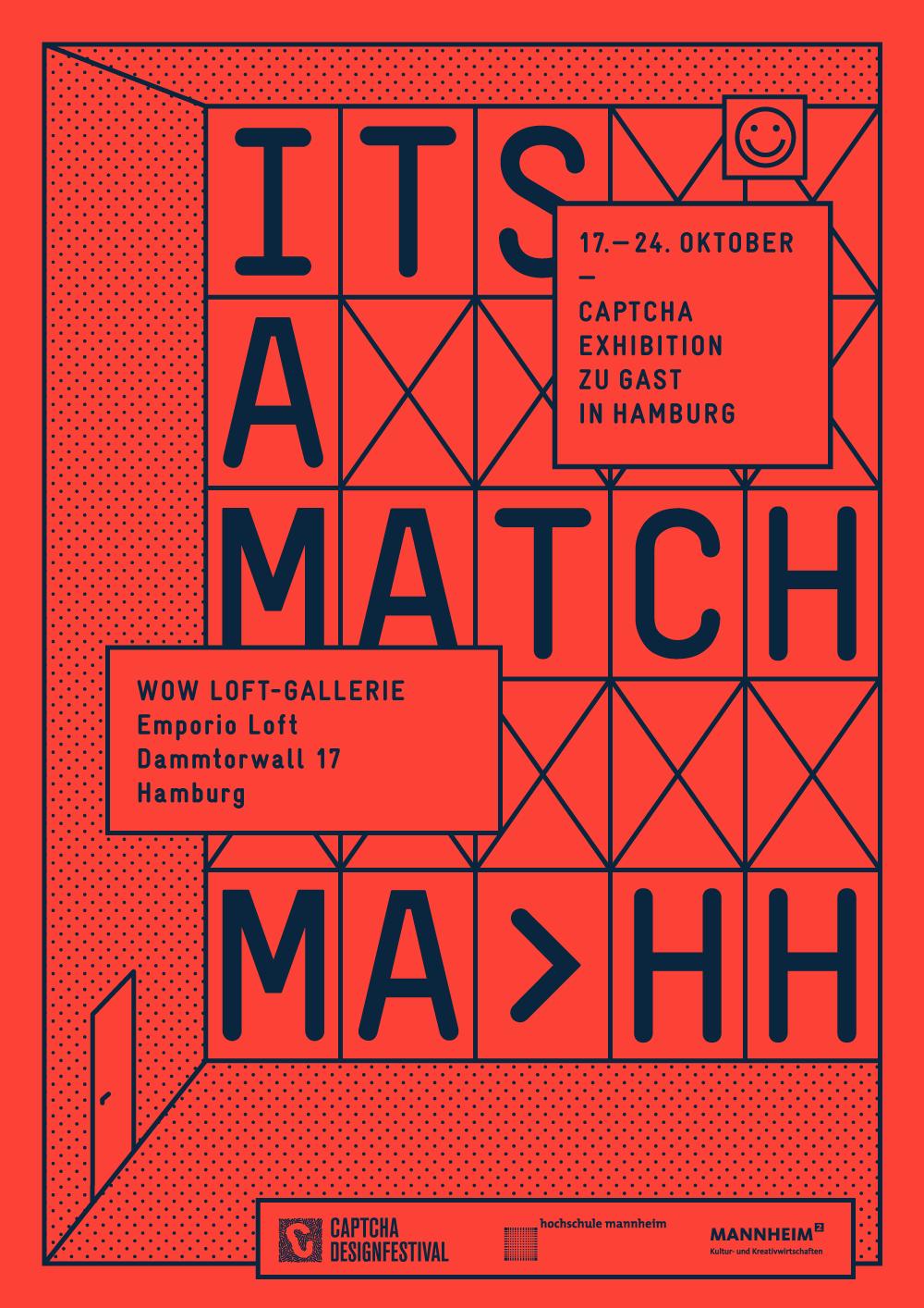 Captcha Designfestival
